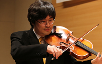 Master Class with Violist Sang Jin Kim