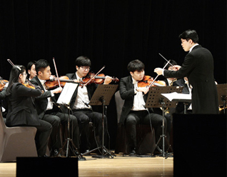 [Joongang Daily] Disabled musicians wow audience