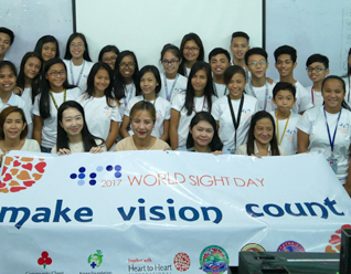 Wolrd Sight Day-To the bright world!