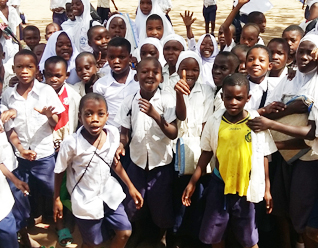 HEART TO HEART INTERNATIONAL SUPPORT QUALITY EYE CARE SERVICES TO PRIMARY SCHOOL STUDENTS IN MTWARA