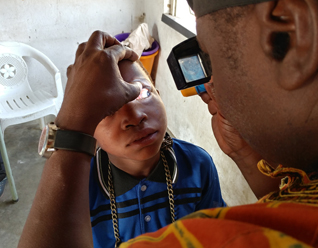 School based Eye disease and trachoma prevention project in Malawi